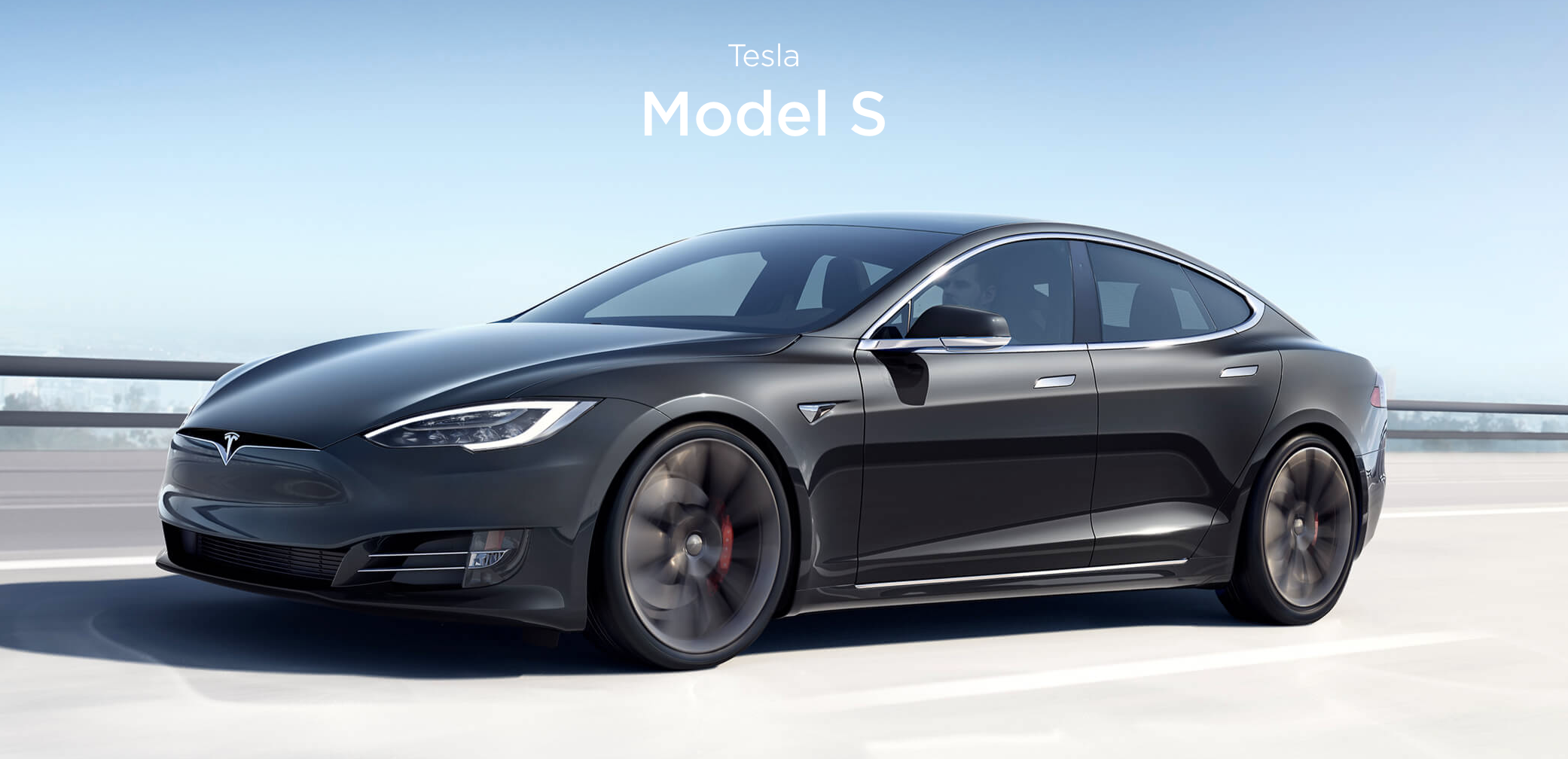 Model S is built from the ground up as an electric vehicle, with high-strength architecture and a floor-mounted battery pack allowing for incredible impact protection. #Tesla #electriccar