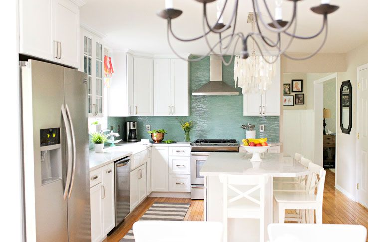 West Elm + Mouse House Kitchen Before + After | Food + ...