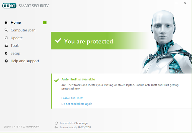 Eset Internet Security | Smart Security 10 [Latest] + License Keys