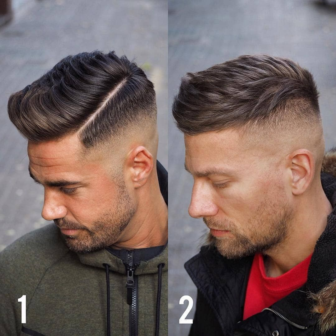 Left Or Right Comment Below Credi Gents Hair Style Mens Hairstyles Cool Hairstyles For Men