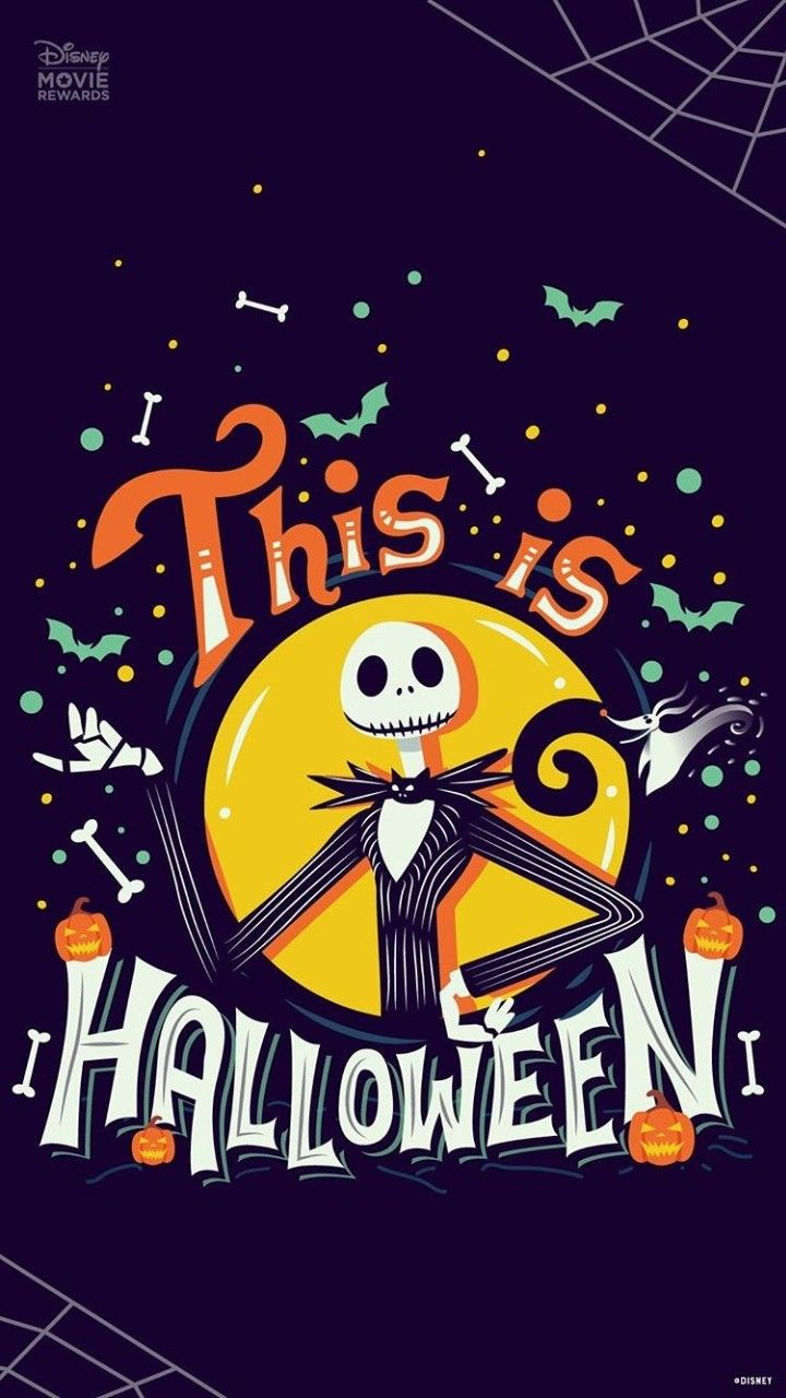 Pin By Z Clonts On Disney Halloween Wallpaper Iphone Nightmare Before Christmas Wallpaper Nightmare Before Christmas