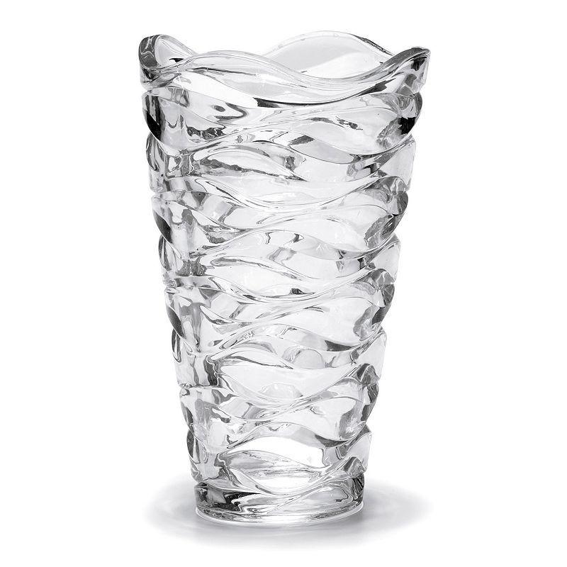 Mikasa Atlantic 102 In Crystal Vase Multicolor Crystal Vase