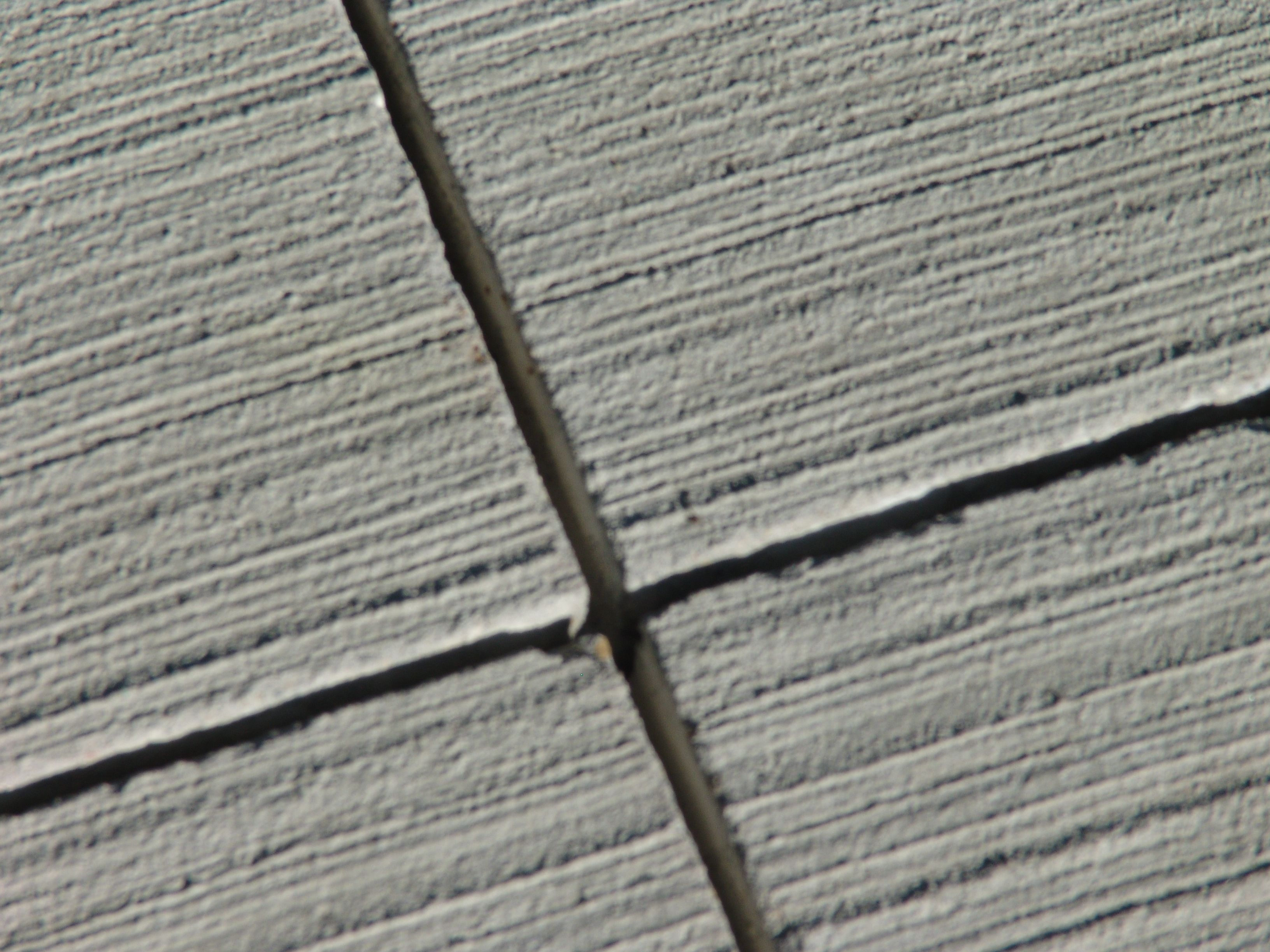 Stamped Concrete Expansion Joints : Control joints in concrete saw cut much neater google