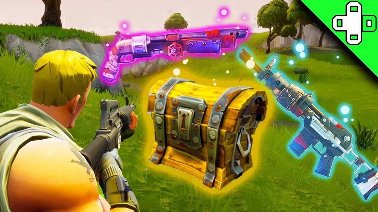 Image Result For Fortnite Loot Chest In 2019 Treasure