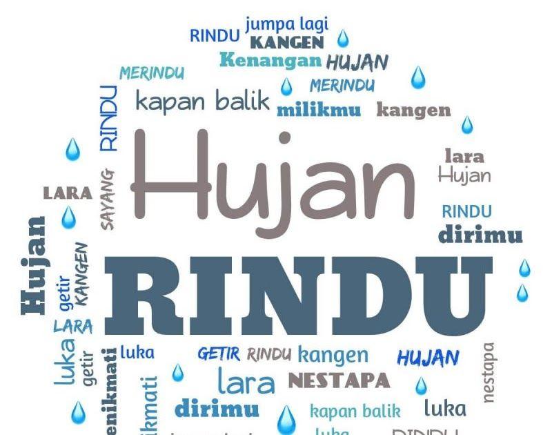 135 Kata Kata Hujan Dan Kenangan Romantis Bikin Baper Juga Lucu