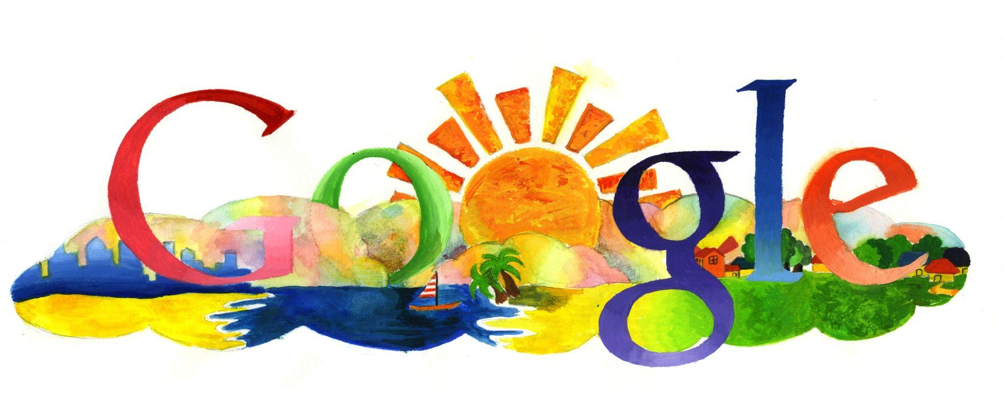 Google's Doodle 4 Google Logo Contest Get Doodling, Kids