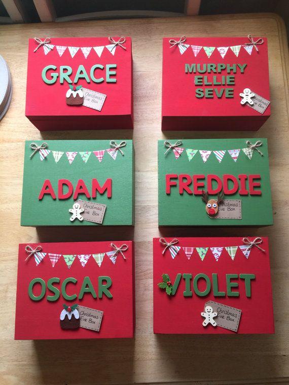 Diy Christmas Gift Boxes For Kids