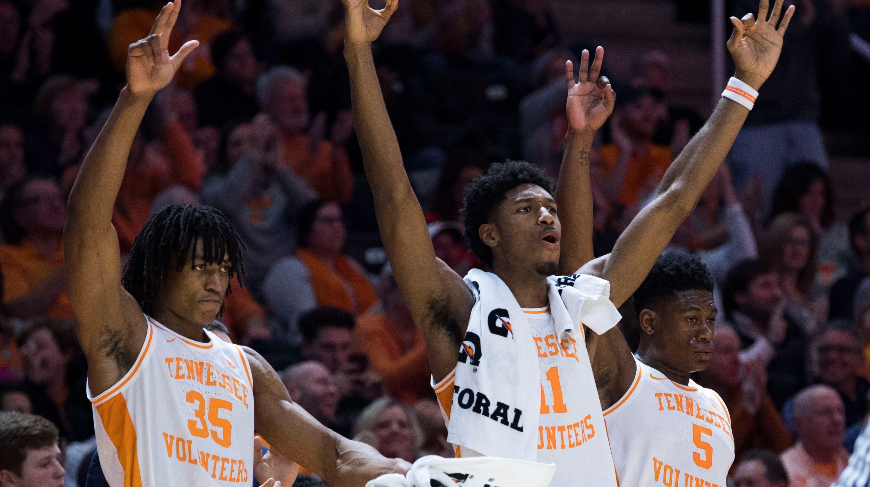 TGTN College Basketball Top 25 (3/4/19) College