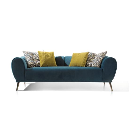 New Design 2019 China Furniture Supplier Sofa Luxury Design Mebel Divan