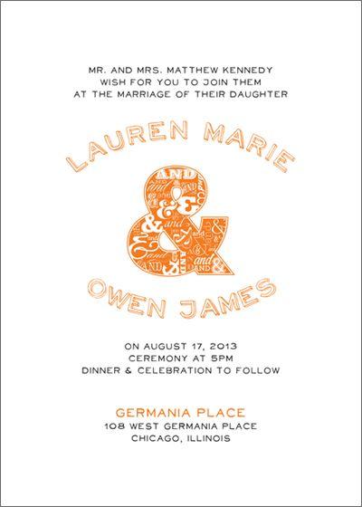 Vows by r3mg – Invitation Line 2013 | r3mg:: creative boutique | www.r3mg.com | wedding invitations typography