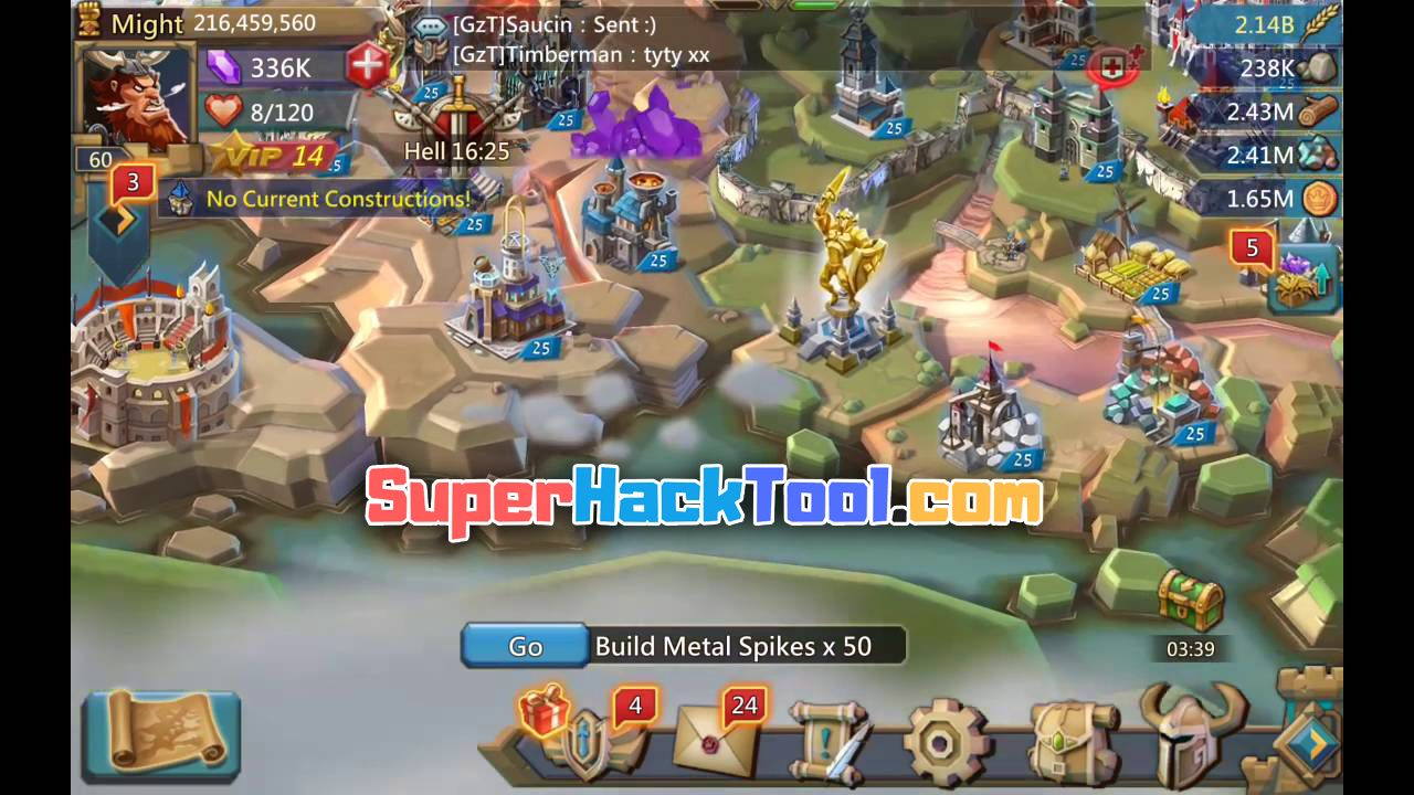 No Human Verification] Lords Mobile Hack Get Unlimited Free