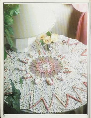 Artesanato com amor...by Lu Guimarães: Revista Magic crochet 94 Completa