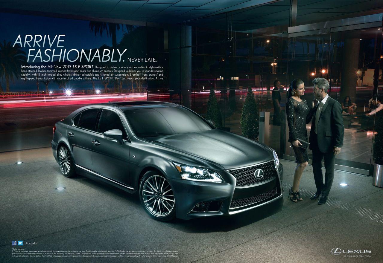 Pin By Phillip Endres On Ads Lexus Ls Lexus Ls 460 Lexus