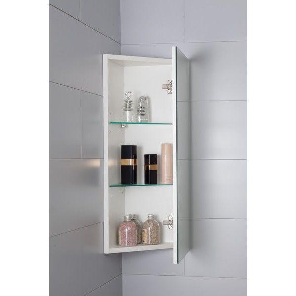 Armoire De Toilette D Angle Delta Avec Images Armoire De