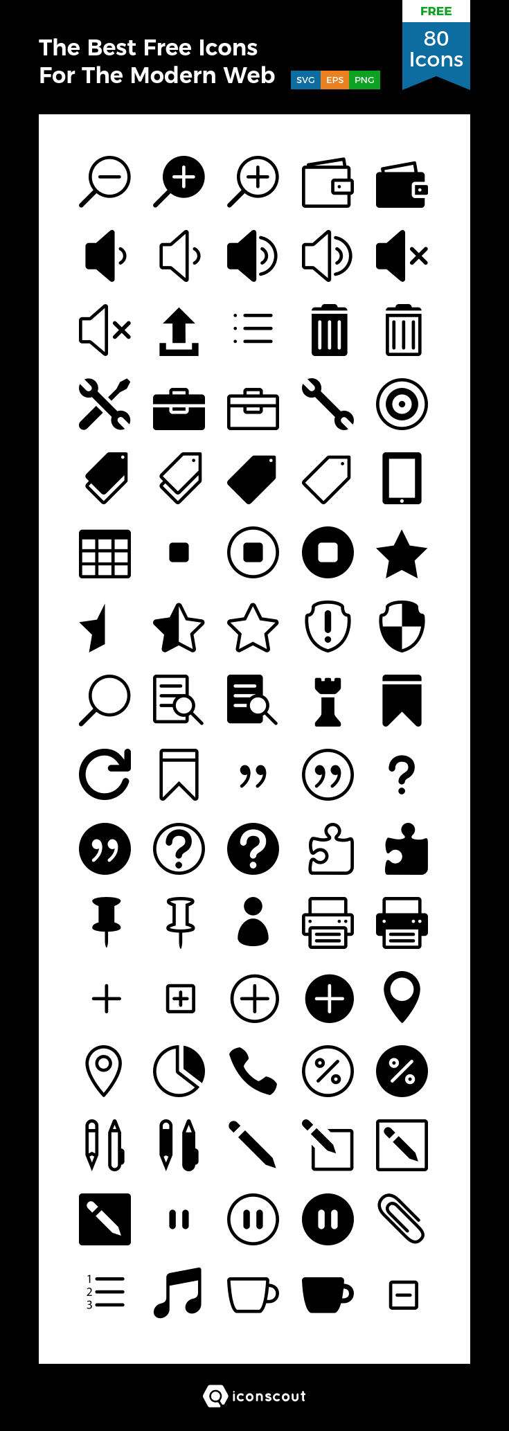 Download Download The Best Free Icons For The Modern Web Icon pack ...