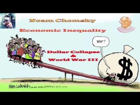 Noam Chomsky 2016 Interview on Economic Inequality & Dollar American Col...