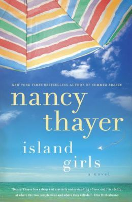 6/18/13- NY Times bestselling author Nancy Thayer returns to her beloved Nantucket in a highly emotional, wholly entertaining tale of three sisters forced to confront the past over one event-filled summer on the island.  Charming ladies' man Rory Randall dies with one last trick up his sleeve: His will includes a calculating clause mandating a summer-long reunion for his daughters, all from different marriages—that is, if they hope to inherit his posh Nantucket house. Relations among the