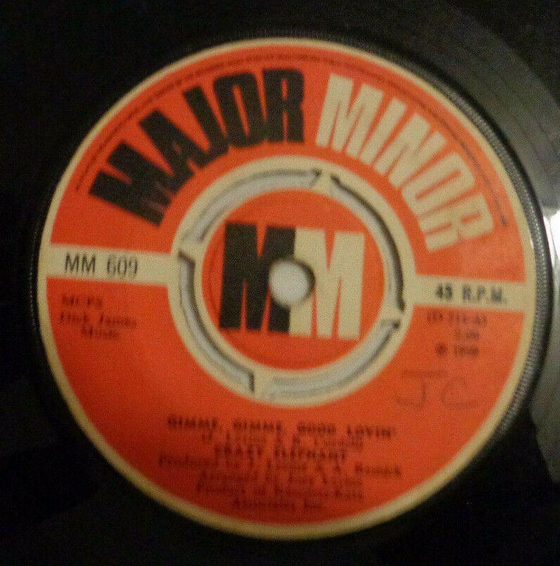 Crazy Elephant Dark Part Of My Mind Gimme Gimme Good Lovin R B 45 Vintage Vinyl Vinyl R B Vinyl Records