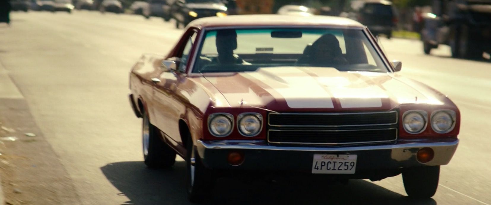 Chevrolet El Camino 1970 Car In Dope 2015 Chevrolet