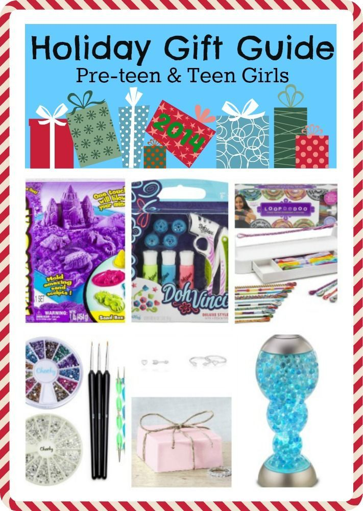 2014 Holiday Gift Guide - Pre-teen & Teen Girls | Christmas Gifts ...