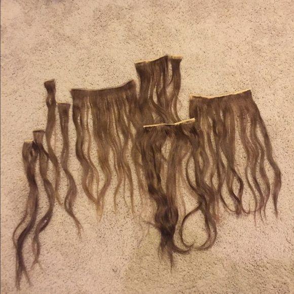Remy human hair extensions euronext premium remy human hair 16 remy human hair extensions euronext premium remy human hair 16 inch clip in extensions brown pmusecretfo Choice Image