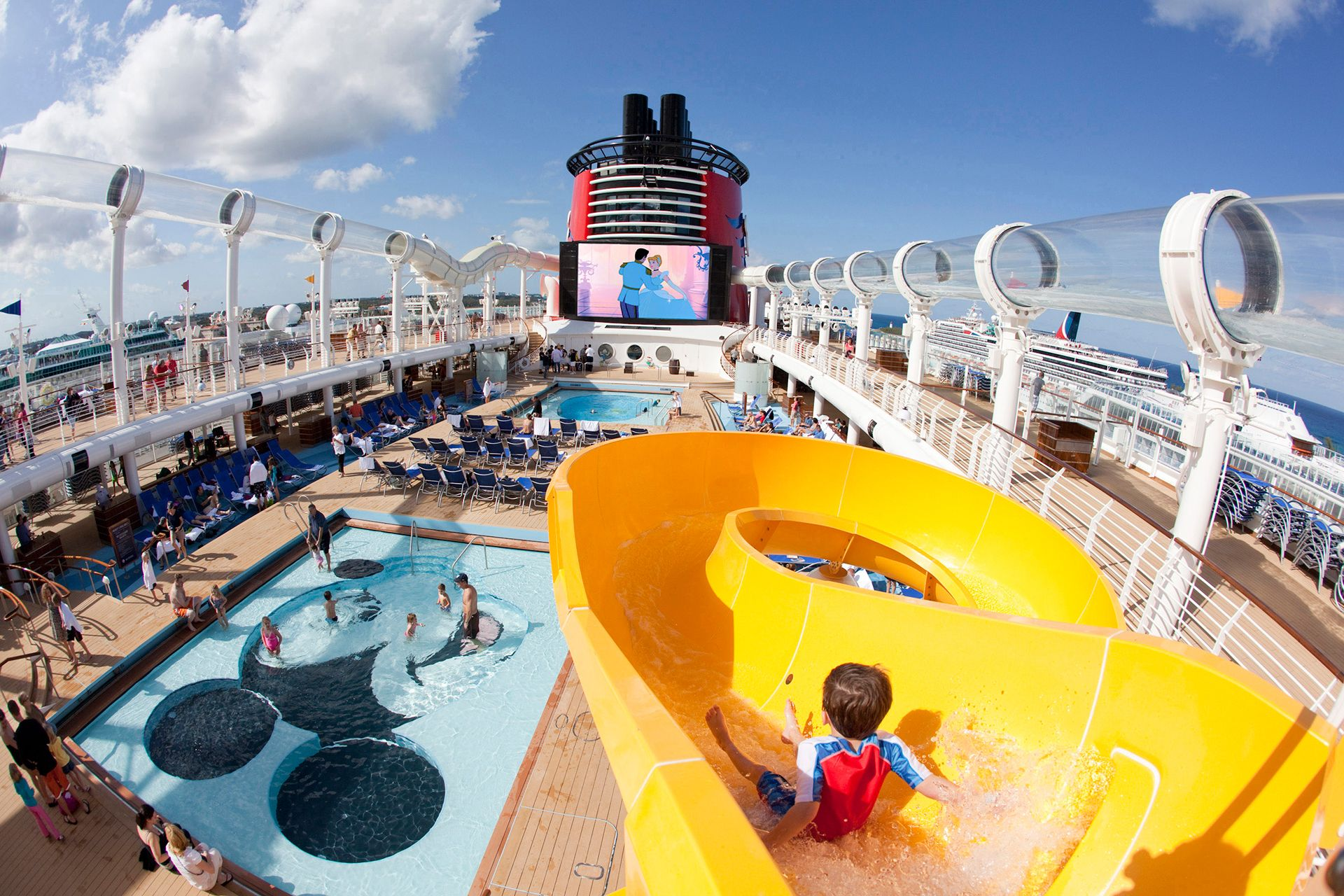 Best Cruise Lines For Families Family Vacation Critic Travel - Best cruises from florida