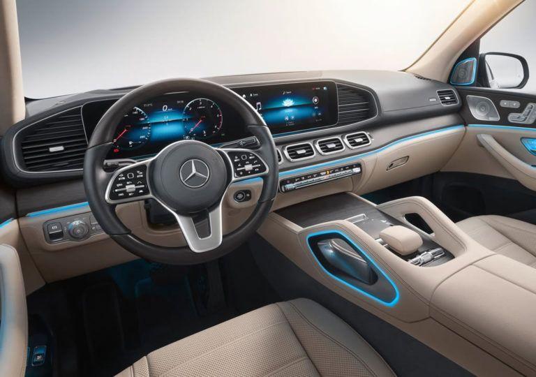 2020 Yeni Kasa Mercedes Benz Gls Ozellikleri Benz Suv Mercedes Benz Suv Mercedes Benz
