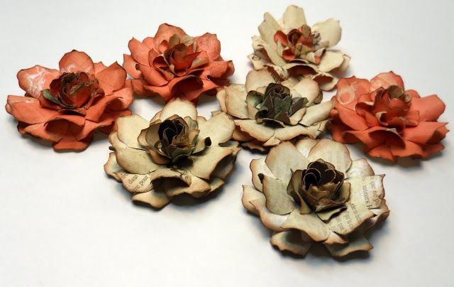 Moments of Tranquility... by Natasha Naranjo Aguirre: Gardenia Flower Tutorial