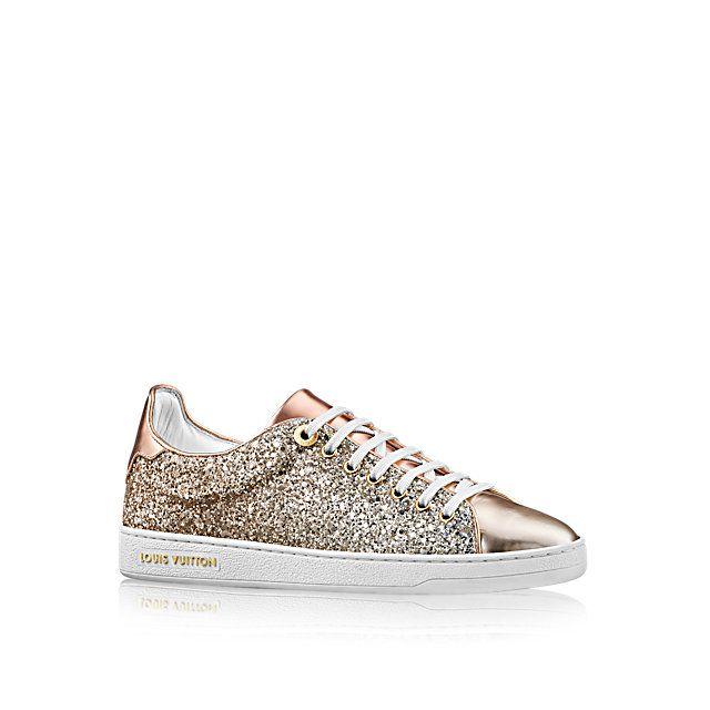 Sneakers de luxe pour Femme   Souliers   LOUIS VUITTON   chaussures ... da9e3875c50