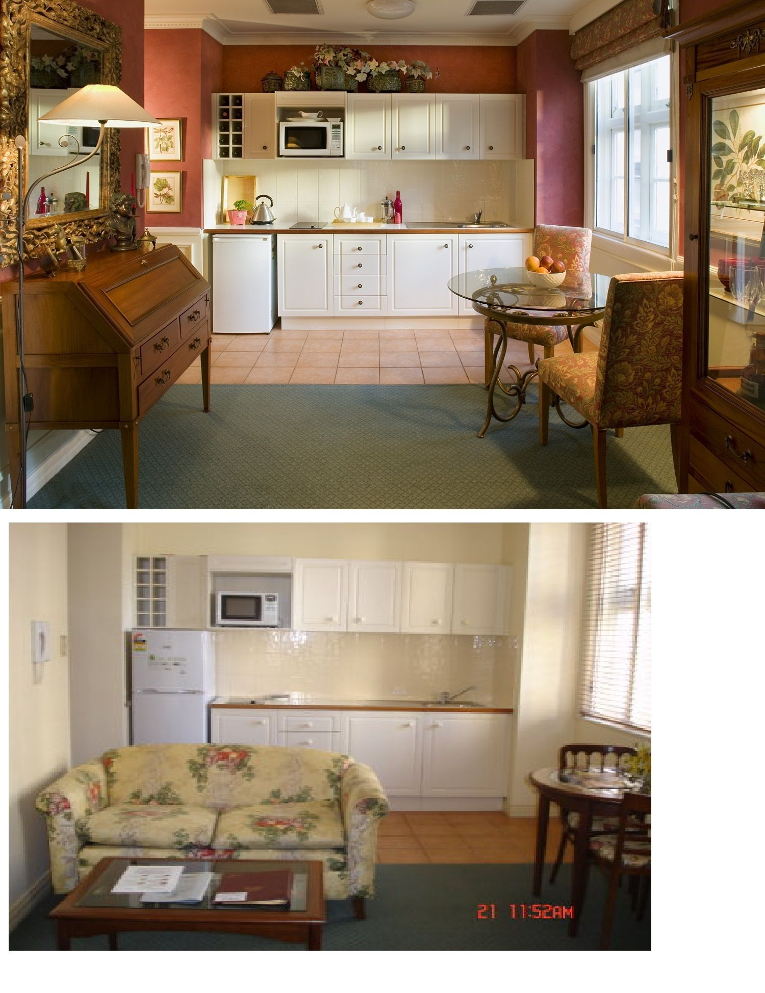 French style pied terre in a brisbane heritage listed apartment french style pied terre in a brisbane heritage listed apartment building the carpet tiles or fixtures werent changed so we created the new look with baanklon Image collections