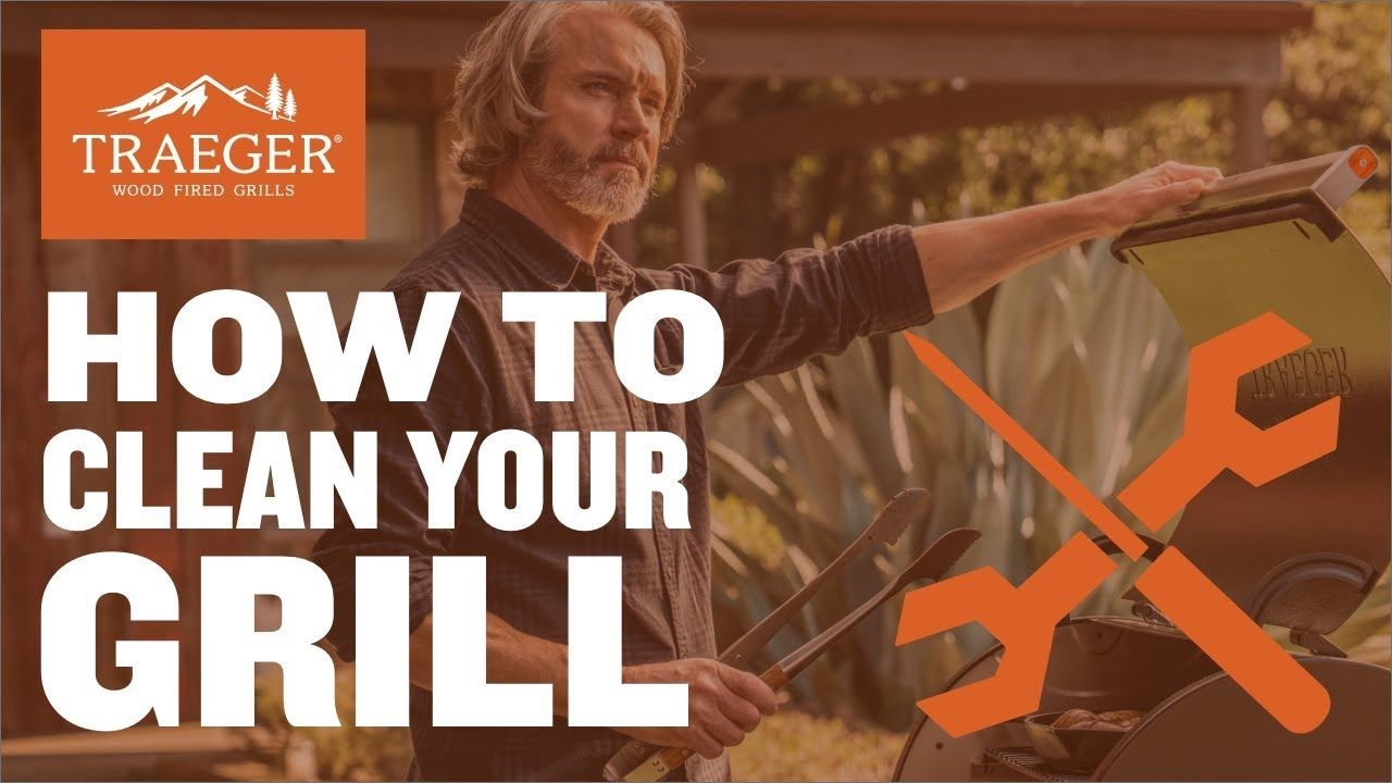 How to clean your grill pellet grill maintenance