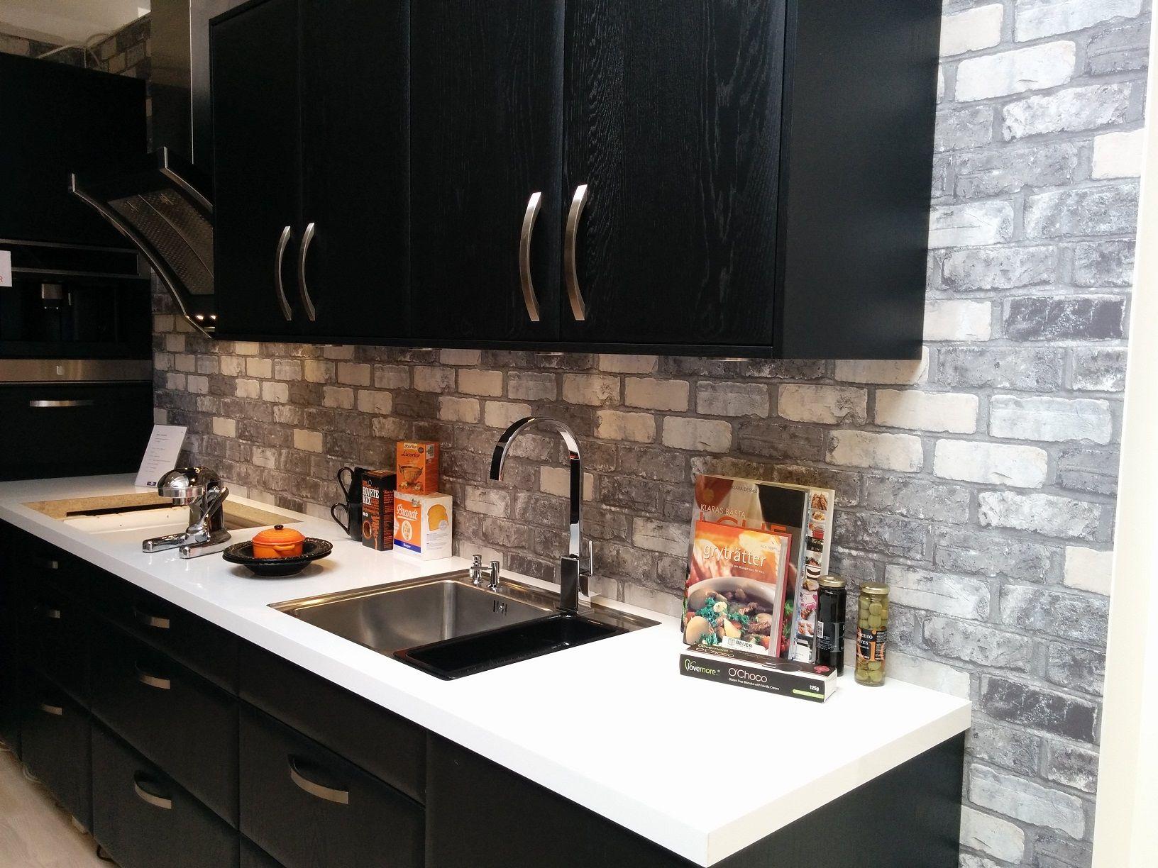 Tapet Steampunk Beijers Kallered Kitchen Cabinets Home Decor Kitchen
