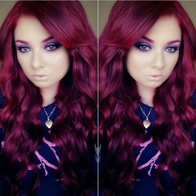 best 25 raspberry hair ideas on pinterest raspberry hair dye red hair extensions uk and. Black Bedroom Furniture Sets. Home Design Ideas