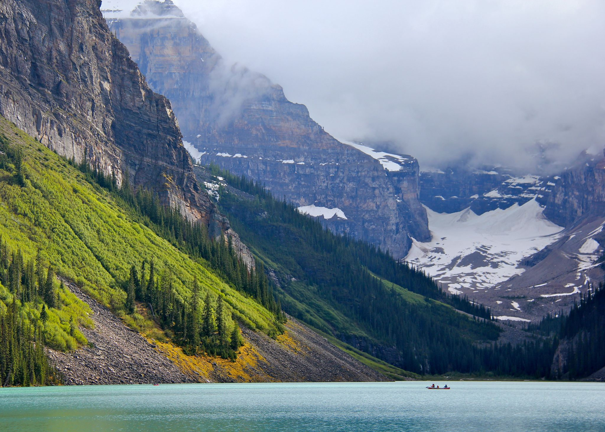 https://flic.kr/p/rcDpKz | Lake Louise 2012 No. 2 | Lake Louise, Canadian Rockies, Alberta, Canada, June 2012