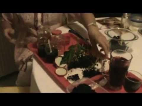 A bodza bogyója - Farkasné Mann Rózsa gyógymasszőr - YouTube