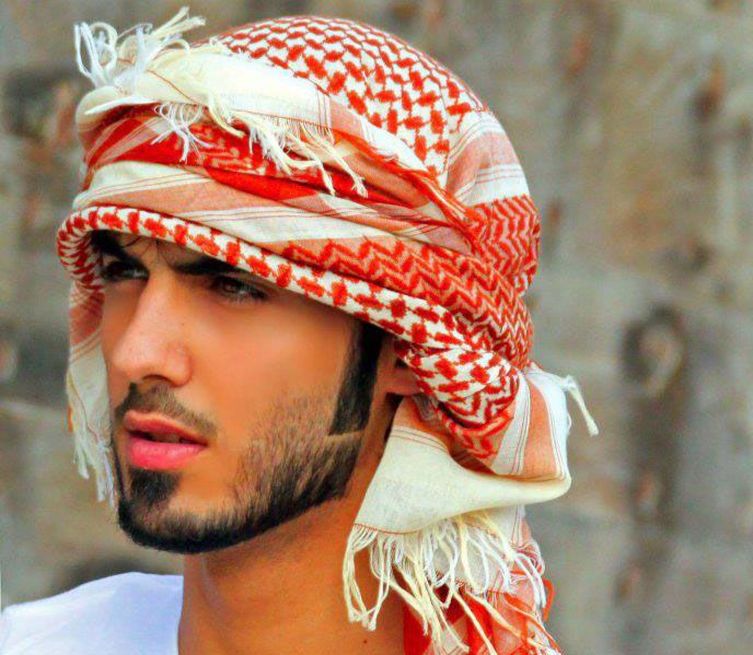 "Facebook finds ""Handsome Guy"" Omar Borkan Al Gala too hot to handle too"