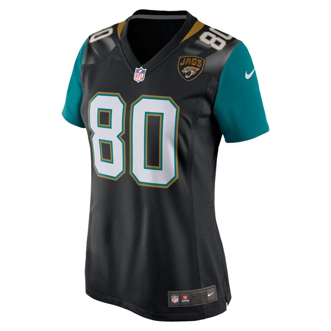 d3ae9e06 NFL Jacksonville Jaguars (Julius Thomas) Women's Football Home Game ...