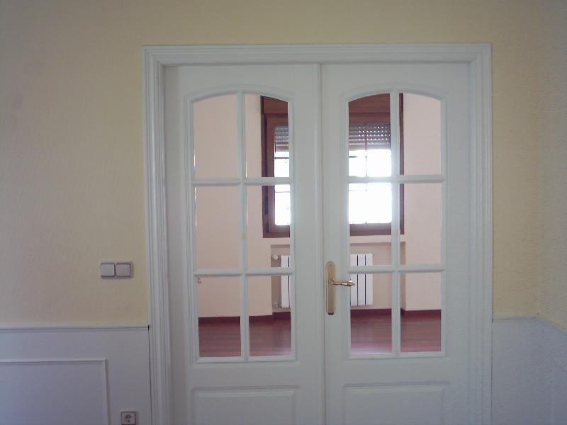 puerta interior doble buscar con google puertas
