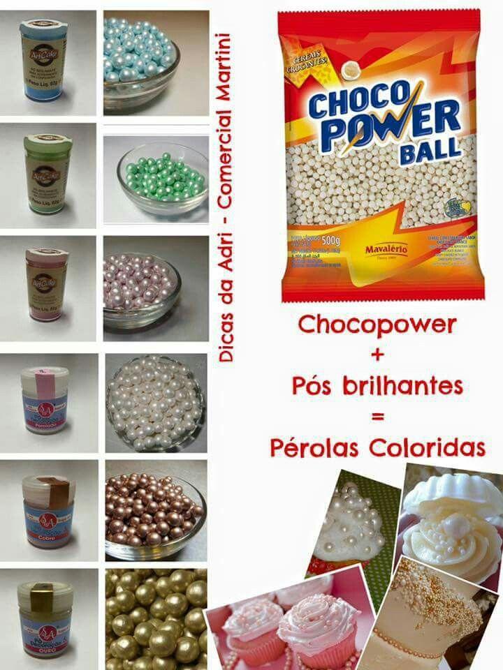 Pin De Jessica Casimiro Em Confeitaria Bicos De Confeitar Choco Perola