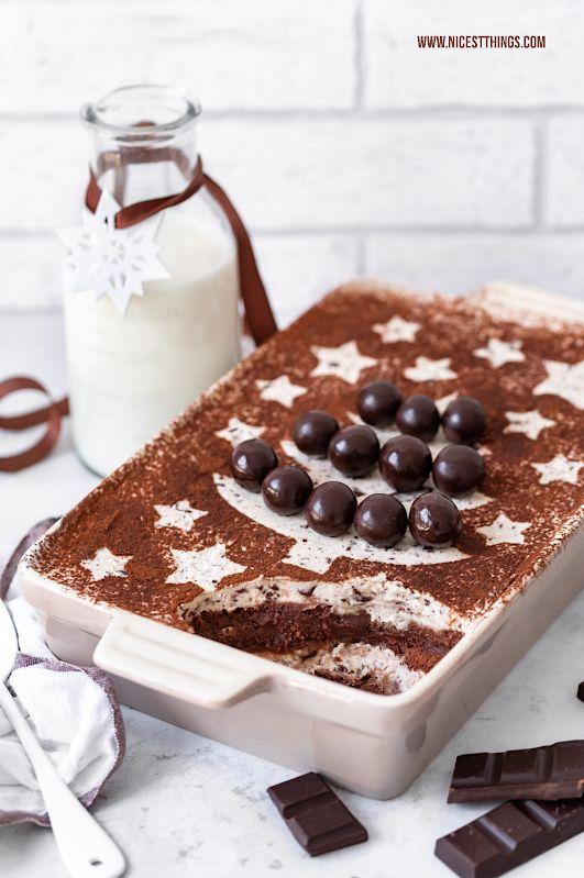 Schoko Lasagne / Schokoladen Lasagne Rezept - Nicest Things