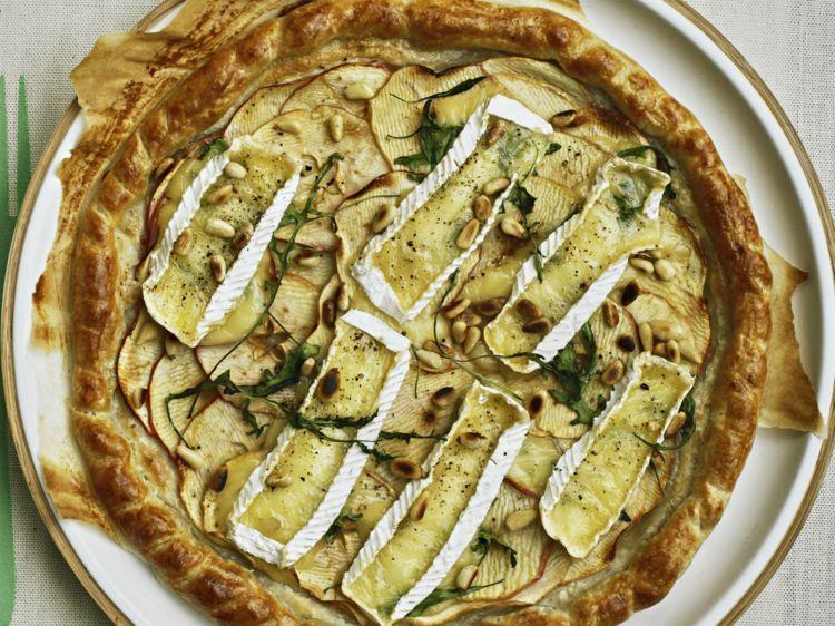 Tarte Aux Pommes De Terre Et Camembert Recette Avec Images
