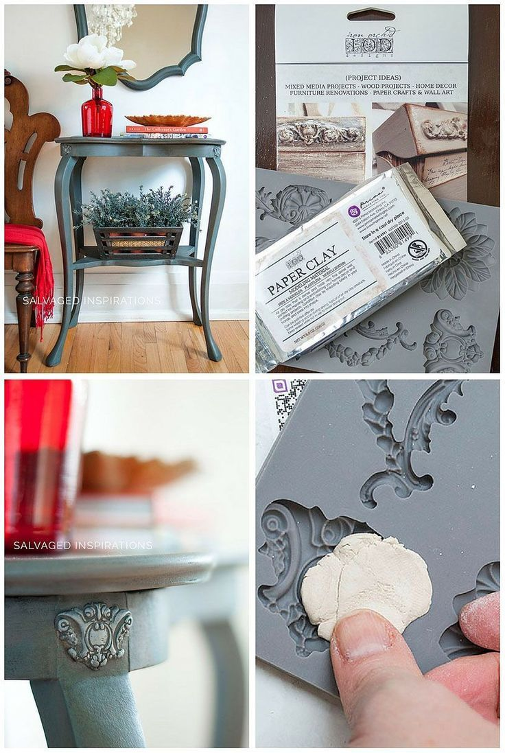 Photo of DIY Furniture Appliques | Iron Orchid Molds