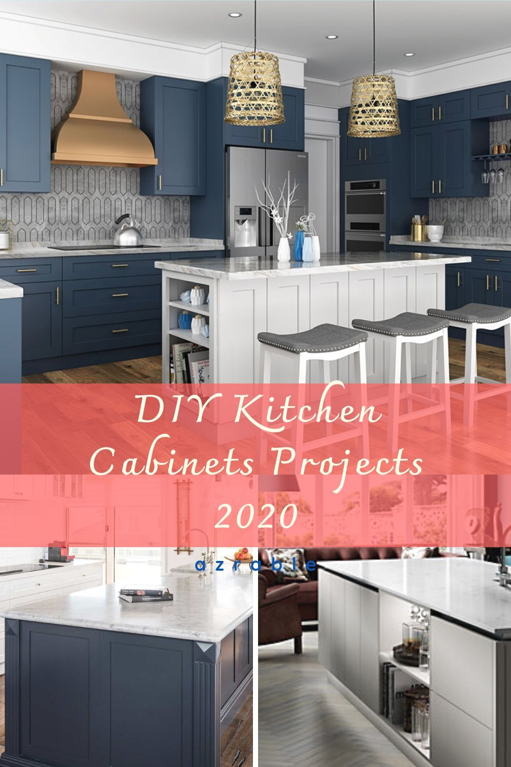 Diy Kitchen Cabinets Projects In 2020 Kitchen Projects Design Diy Kitchen Decor Simple Kitchen Design