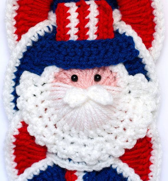What great July 4th crochet ideas! Loving this a great 4th of July ...
