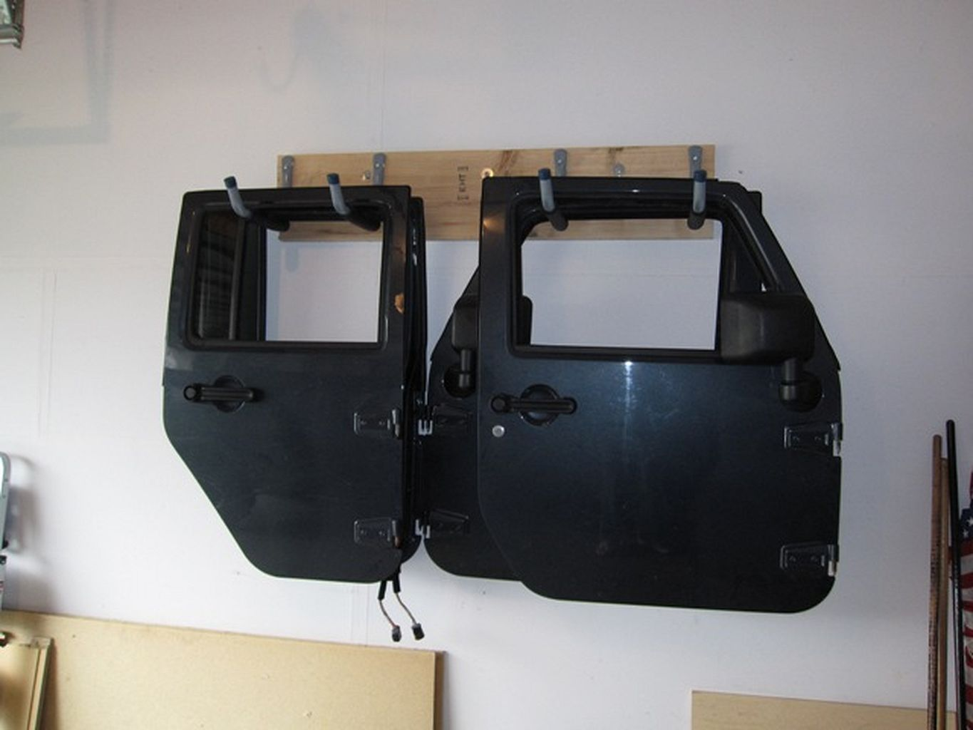 Where Do You Put Your Jeep Door Hanger Style Automobiles