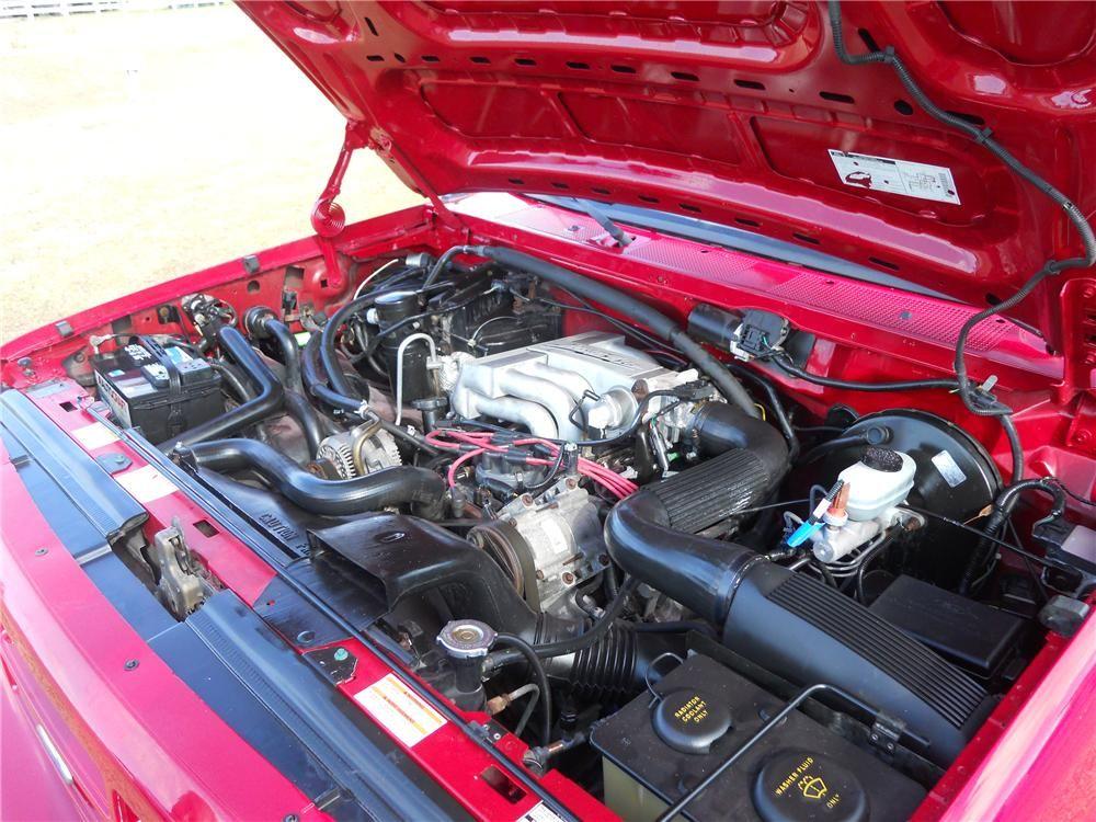 1994 ford f 150 lightning pickup engine 151729 lightnings