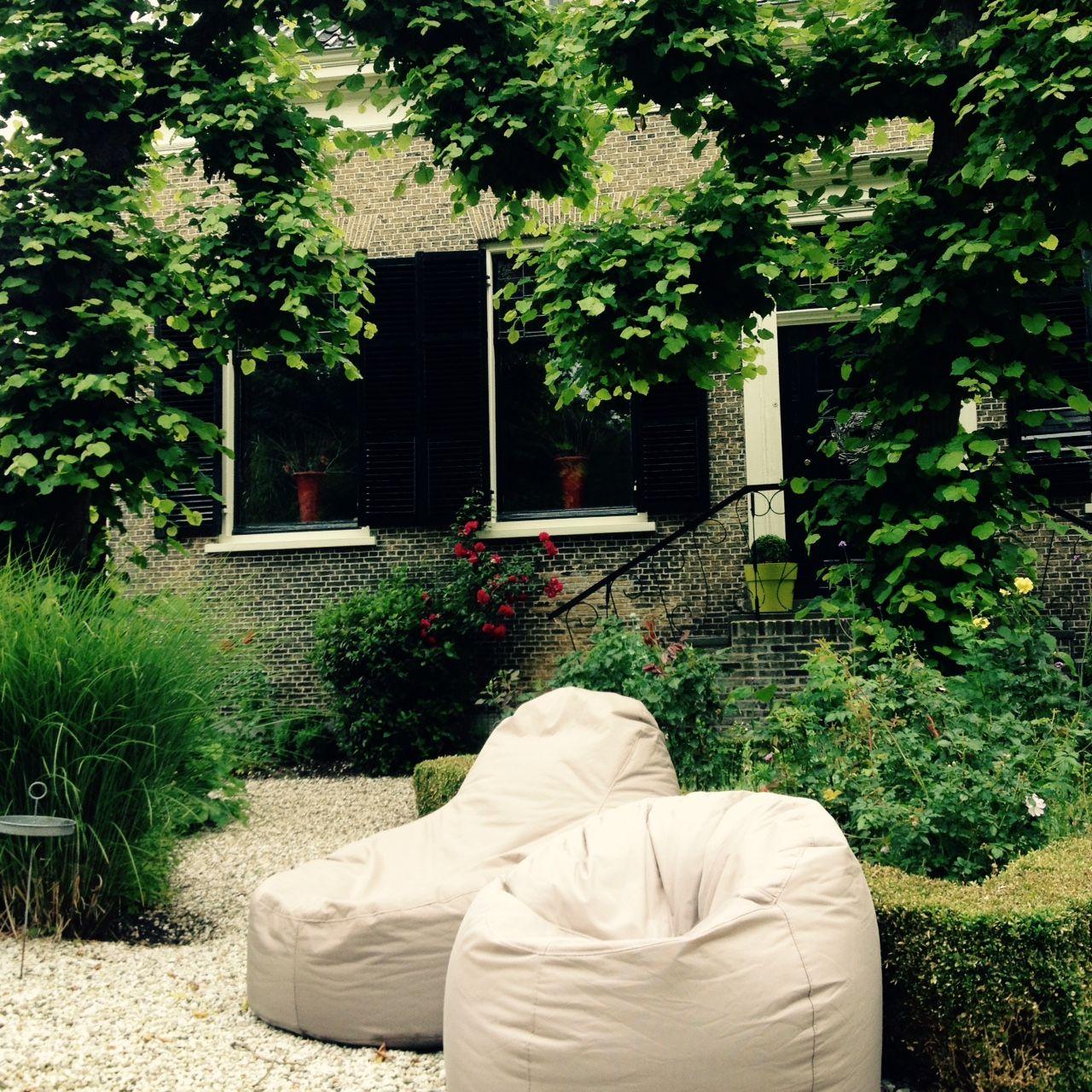 Xl Zitzak Van Sit Joy.Donut Zitzak Good Outbag Zitzak Slope Xl Canvas Nature Washed With