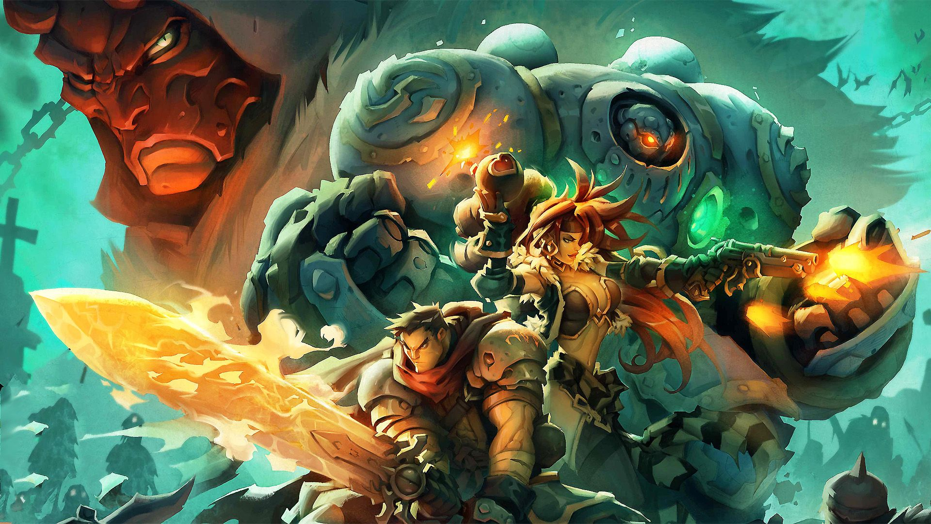 Image result for battlechasers Battle chasers, Character