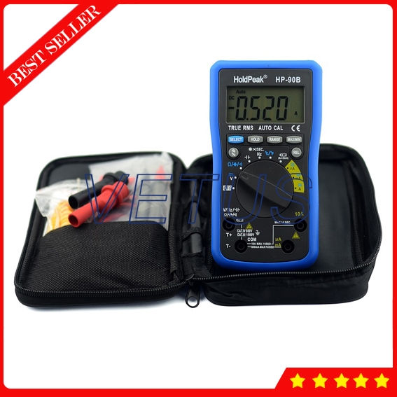 49.50$  Buy now - http://aliccp.shopchina.info/go.php?t=32246640721 - HP-90BS Auto Range Select Best Digital Multimeter 49.50$ #magazineonlinewebsite