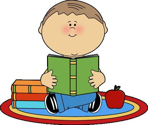 boy reading clipart classroom bulletin pinterest clipart rh pinterest com